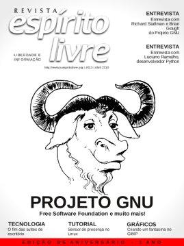 Capas da Revista Espírito Livre